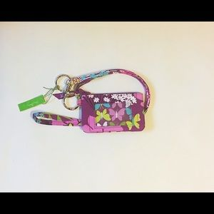 Vera Bradley Disney theme Id case new with tag